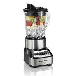 Wave Crusher Multi-Function Blender Black - SS