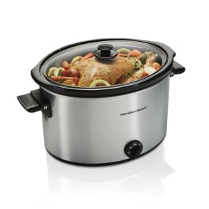 10qt Extra Large Slow Cooker