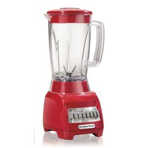 10-Speed Blender Red