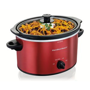 3 Quart Slow Cooker