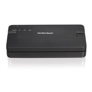 NutriFresh Vacuum Sealer Black