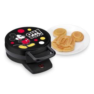 "Mickey Mouse 7"" Waffle Maker"