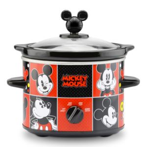 Mickey Mouse 2qt Slow Cooker