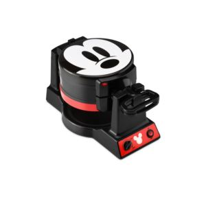Mickey Mouse Double Flip Waffle Maker