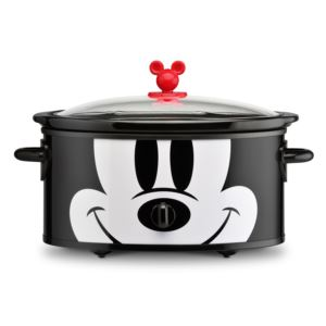 Mickey Mouse 6qt Oval Slow Cooker w/ Trivet