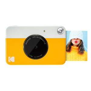 PRINTOMATIC 10MP Instant Print Digital Camera Yellow