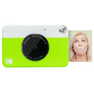 PRINTOMATIC 10MP Instant Print Digital Camera Lime Green