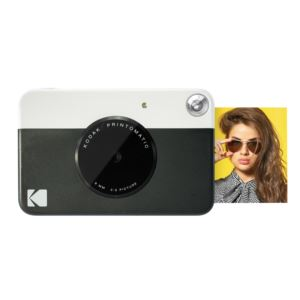 PRINTOMATIC 10MP Instant Print Digital Camera Black