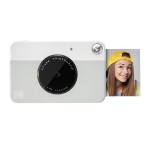 PRINTOMATIC 10MP Instant Print Digital Camera Gray