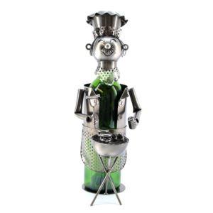 Wine Bottle Holder - BBQ Chef