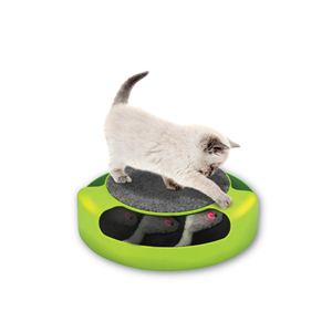 Cat Scratch Pad Spinning Toy