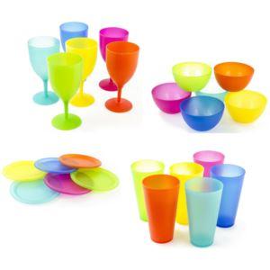 Plastic Dinnerware & Drinkware