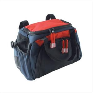8pk Cooler Duffle/Red/Black