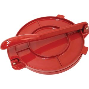 "8"" Red Tortilla Press"