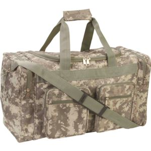 "21"" Digital Camo Tote Bag"