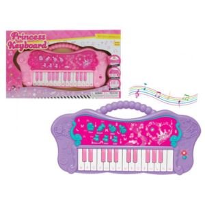 Princess Musical Portable Keyboard