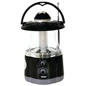 Multifunction Radio Lantern w/ Flashlight