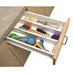 Adjustable Drawer Dividers - S/2