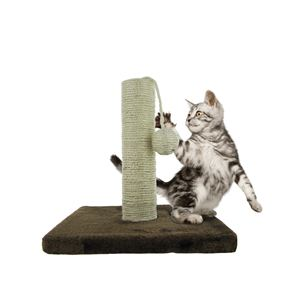 10 In. Cat Scratch & Play Post