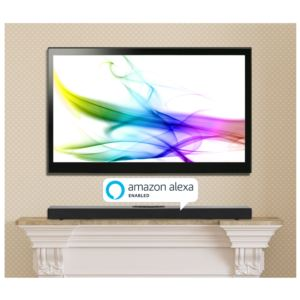 "37"" Sound Bar with Voice Activated Amazon Alexa"