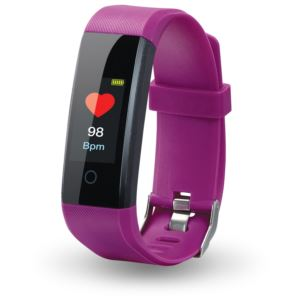 Smart Band Activity Tracker with Heart Rate Monitor