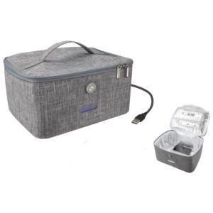 Large UV Sanitizer Travel Case