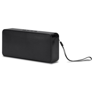 Portable Wireless Speaker with Carry Strap