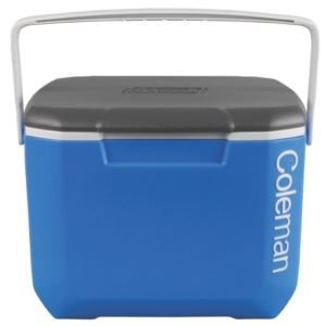 16QT Excursion Cooler Blue/White/Dark Grey