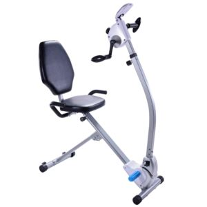 Seated Upper Body Exercise Bike