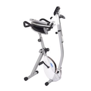 Recumbent Exercise Bike w/ Upper Body Exerciser