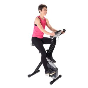 Folding Exercise Bike 182