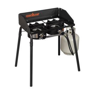 Escape Portable 2-Burner Propane Stove