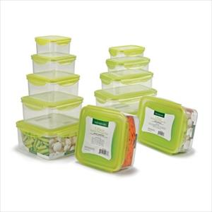 24-Pc Locking Lid Storage Set