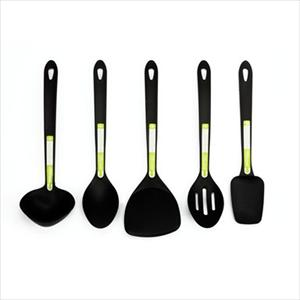 5-Pc Silicone Tool Set (Blue)
