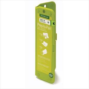 Folding Cutting Board w/ Sharpener (GRN)
