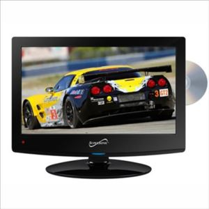15 - Inch LED Widescreen HDTV DVD Combo