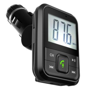Bluetooth Wireless FM Transmitter with USB