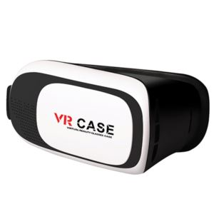 Virtual Reality Headset & 3D Video Game Glasses
