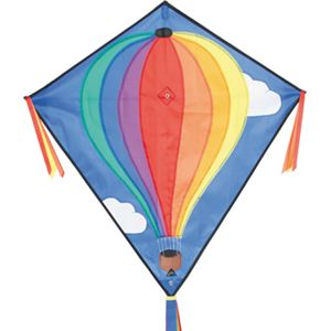 Eddy Hot Air Balloon Kite
