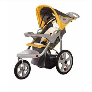 Grand Safari Swivel Sport Stroller-