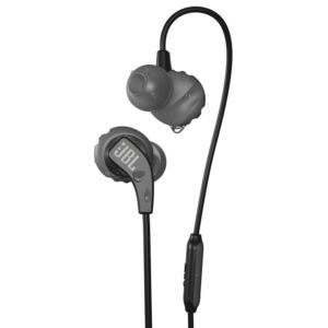In Ear Headphones Black
