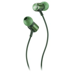 In Ear Headphones Green