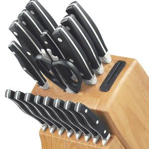 Insignia2 18-Pc Block Set