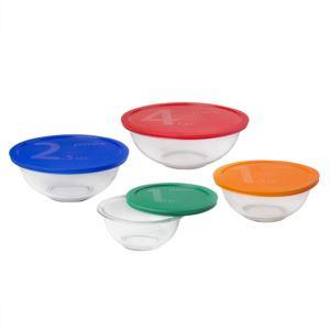 Smart Essentials 8pc Mixing Bowl Set