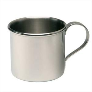 Plain Baby/Child Cup - Stainless Steel