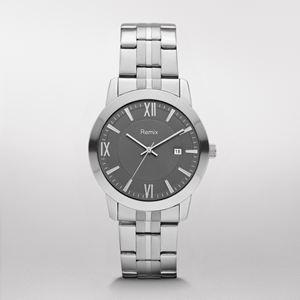 Men's Grey Dial Dress Watch