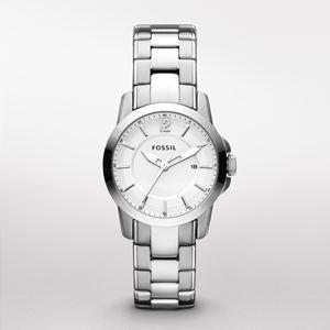 Women's Silver Dress Watch