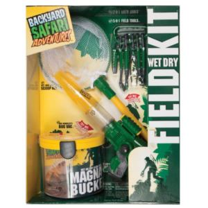 Backyard Safari Wet/ Dry Field Kit