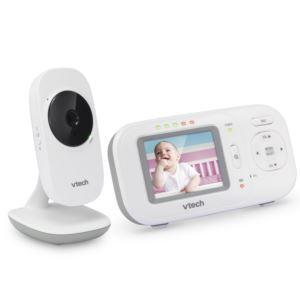 "2.4"" Color Digital Baby Monitor w/ Auto Night Vision"
