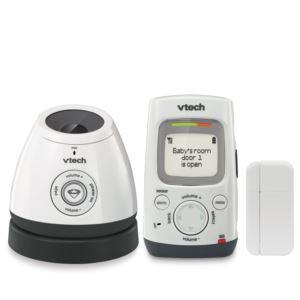 Safe And Sound Audio Monitor w/ Sensor and Night Light
